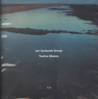 TWELVE MOONS BY GARBAREK,JAN (CD)