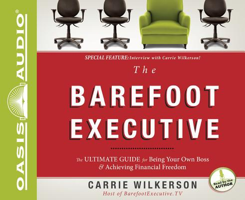 [CD] The Barefoot Executive By Wilkerson, Carrie